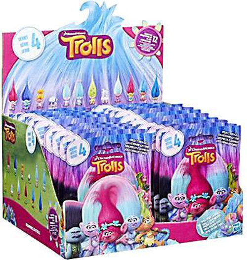 Trolls Series 4 Mystery Box [24 Packs]