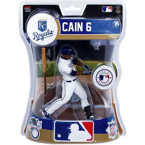 MLB Kansas City Royals 2016 Lorenzo Cain Action Figure