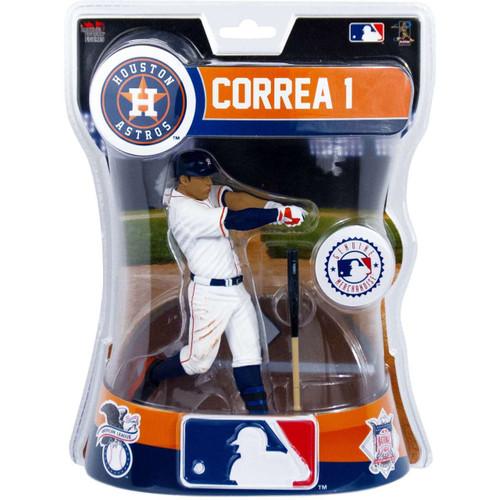 MLB Houston Astros 2016 Carlos Correa Action Figure
