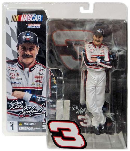 McFarlane Toys NASCAR Dale Earnhardt Action Figure [without Sunglasses]