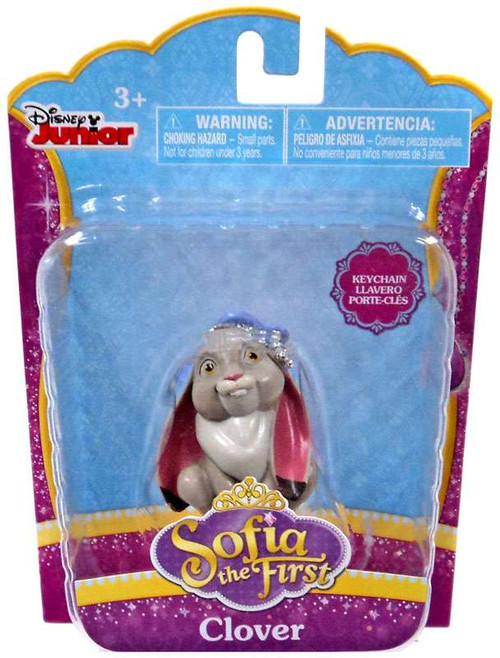 Disney Sofia the First Clover Keychain