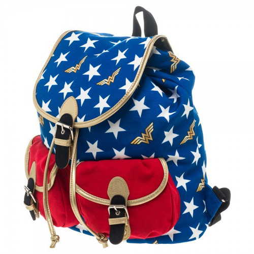 DC Wonder Woman Knapsack Apparel