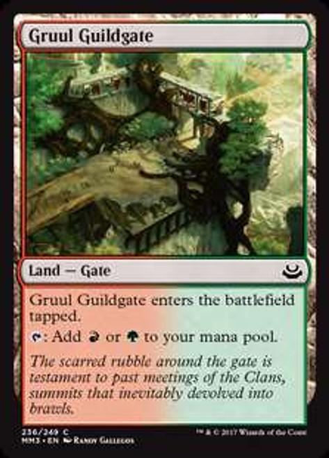 Magic MTG Gildensturm 243 Gruul-Gildeneingang