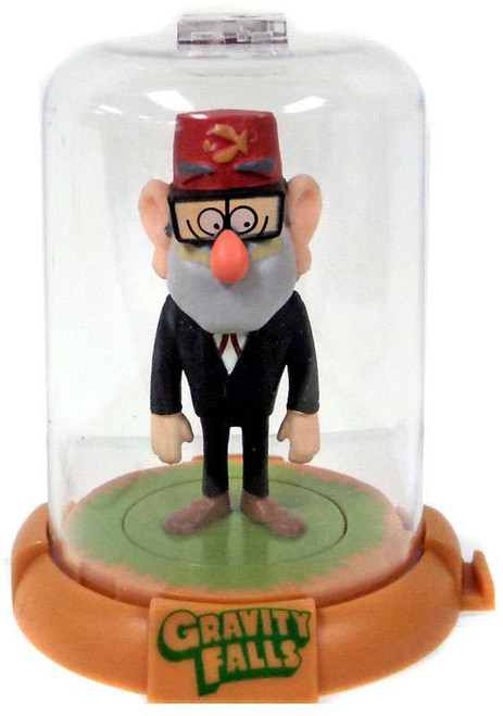 Disney Gravity Falls Domez Series 1 Grunkle Stan Figure