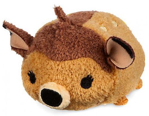 Disney Tsum Tsum Bambi Exclusive 3.5-Inch Mini Plush [Version 2]