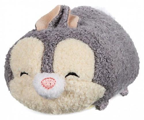 Disney Tsum Tsum Bambi Thumper Exclusive 3.5-Inch Mini Plush [Version 2]