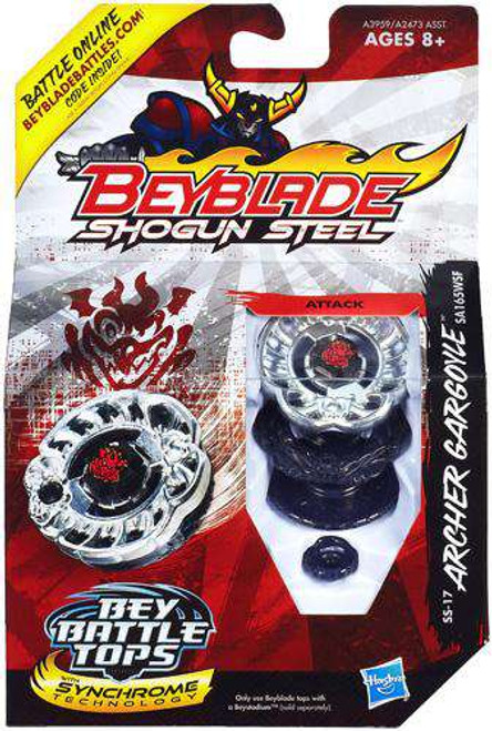 Beyblade Shogun Steel Archer Gargoyle SS-17 [SA165WSF, Damaged Package]