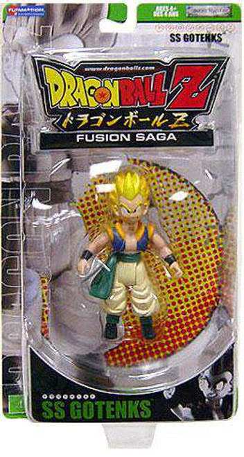 Dragon Ball Z Fusion Saga 2 SS Gotenks Action Figure [Damaged Package]