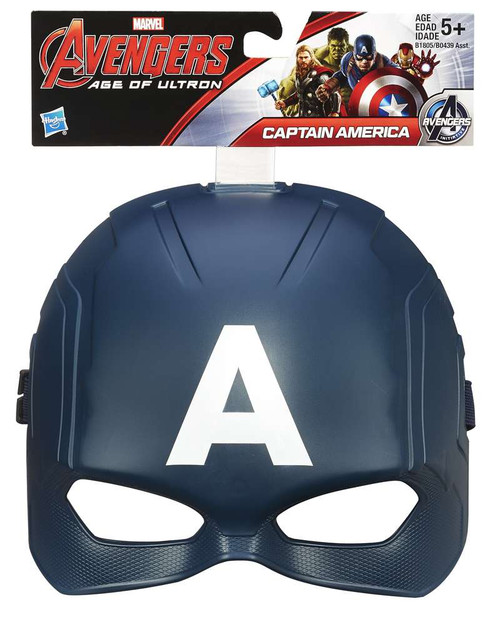 Marvel Avengers Age of Ultron Captain America Mask [Damaged Package]