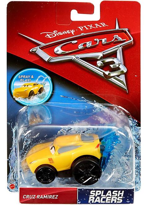 Disney / Pixar Cars Cars 3 Splash Racers Cruz Ramirez Bath Splasher