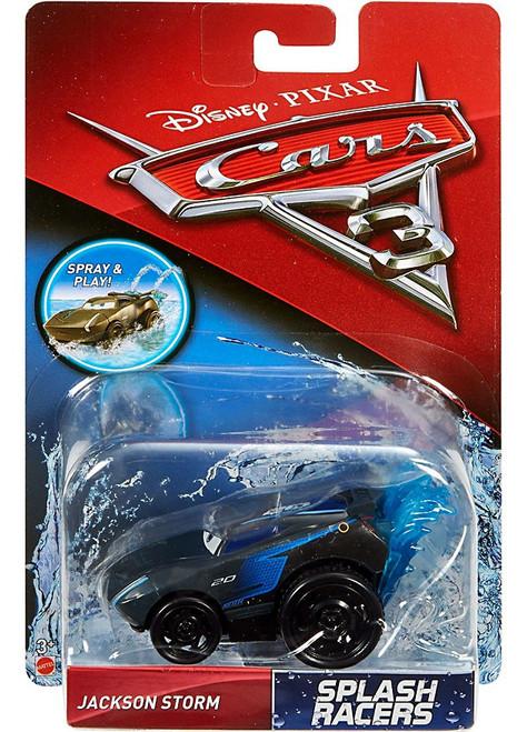 Disney / Pixar Cars Cars 3 Splash Racers Jackson Storm Bath Splasher