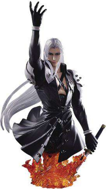 Final Fantasy VII Static Arts Sephiroth Bust