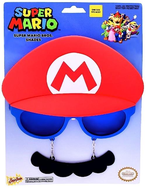 Nintendo Super Mario Character Shades Mario Sunglasses