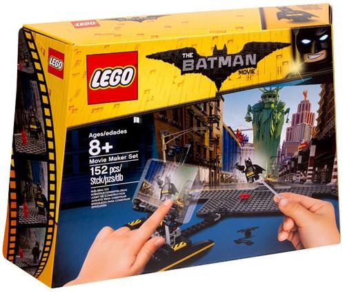 LEGO DC The Batman Movie Movie Maker Set #853650