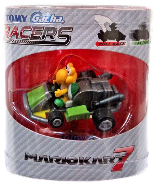 Super Mario Mario Kart Gacha Racers Koopa Pull Back Racer