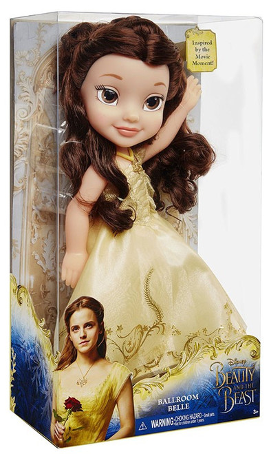 Disney Beauty and the Beast Ballroom Belle 13.5-Inch Doll