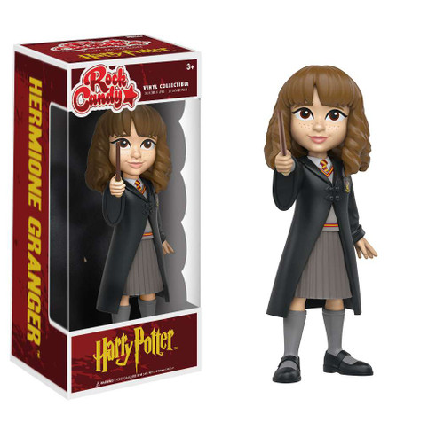 Funko Harry Potter Rock Candy Hermione Granger Vinyl Figure