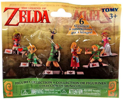 The Legend of Zelda PVC Figure Mystery Pack