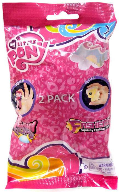 My Little Pony Fash'Ems / Squishy Pops Mystery Pack