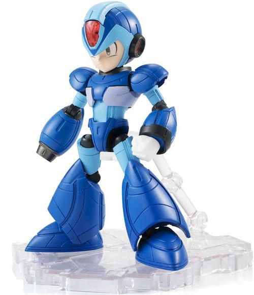 Mega Man X Nxedge Style [ROCKMAN UNIT] X Action Figure
