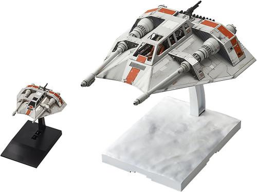 Star Wars The Empire Strikes Back Snowspeeder Set Model Kit