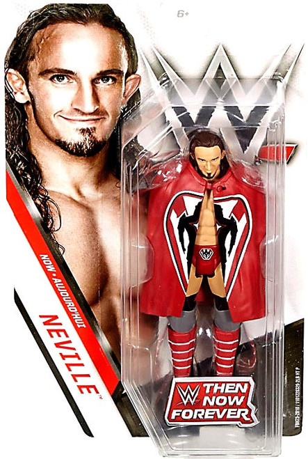 WWE Wrestling Then Now Forever Neville Exclusive Action Figure