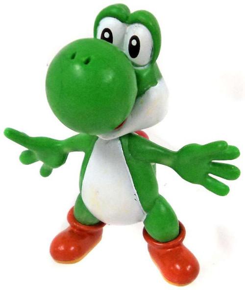 Super Mario Yoshi 2-Inch Mini Figure [Arms Out, Loose]