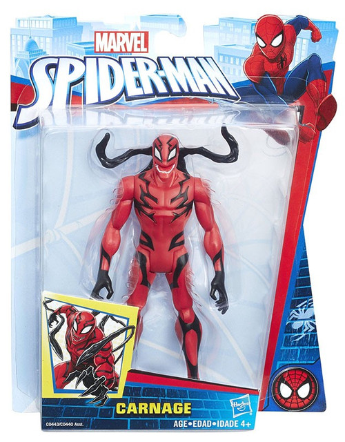 Marvel Spider-Man Carnage Action Figure