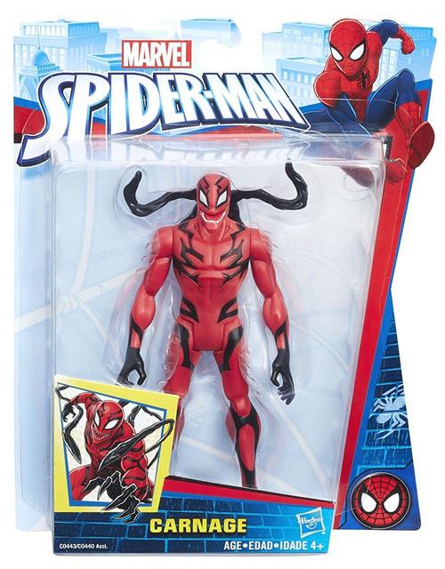 Marvel Spider-Man Carnage Action Figure