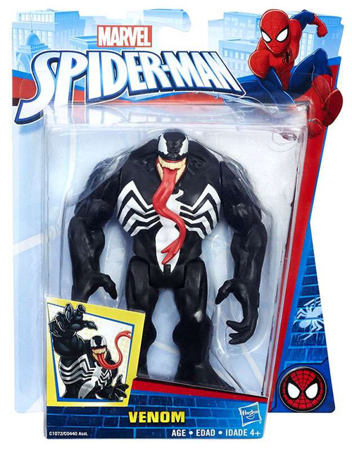 Marvel Spider-Man Venom Action Figure
