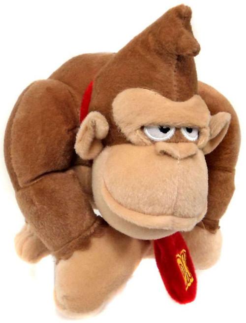 Super Mario Donkey Kong 8-Inch Plush