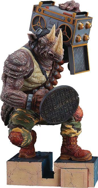 Teenage Mutant Ninja Turtles Rocksteady PVC Statue