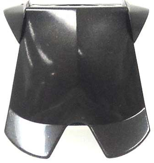 LEGO Armor Gunmetal Breastplate [Loose]