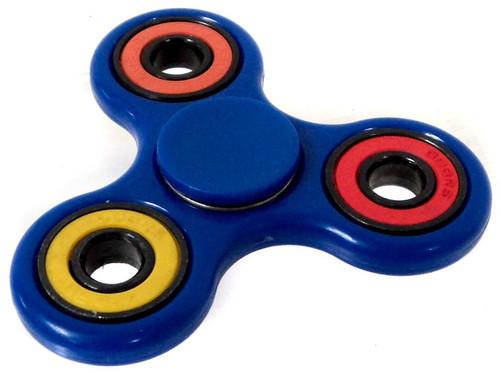 Spinners Blue Spinner [RANDOM Color Inset Rings]