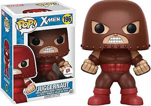Funko X-Men POP! Marvel Juggernaut Exclusive Vinyl Bobble Head #196