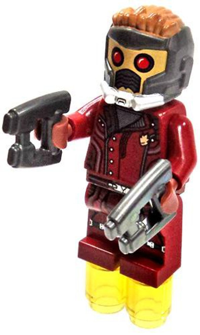 LEGO Marvel Guardians of the Galaxy Star-Lord Minifigure [Loose]