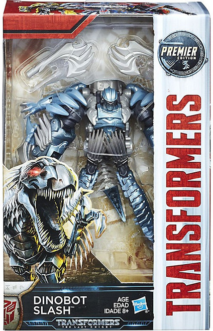 Transformers The Last Knight Premier Deluxe Dinobot Slash Action Figure