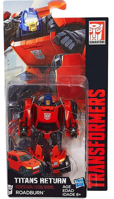 Transformers Generations Titans Return Roadburn Legend Action Figure