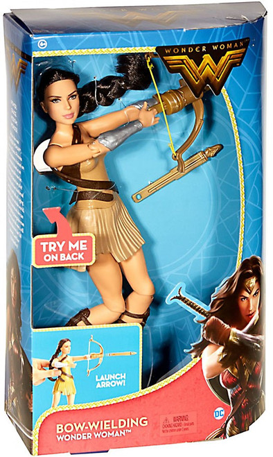 DC Bow-Wielding Wonder Woman Doll