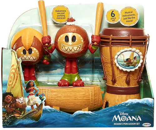 Disney Moana Moana's Percussion Set