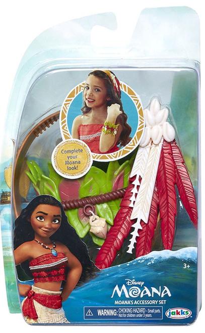 Disney Moana Moana's Accessory Set