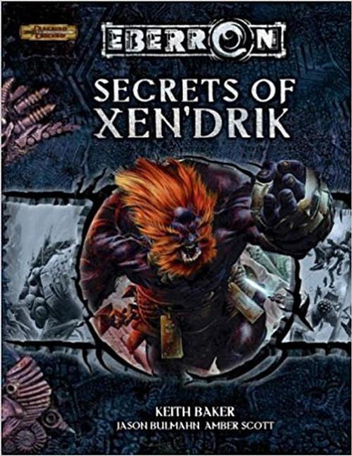 Dungeons & Dragons d20 Eberron Secrets of Xen'drik