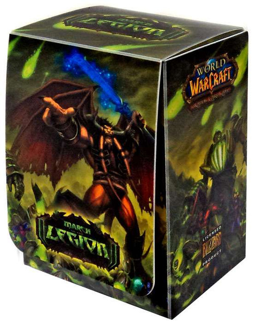 World of Warcraft Card Supplies March of the Legion Deck Box