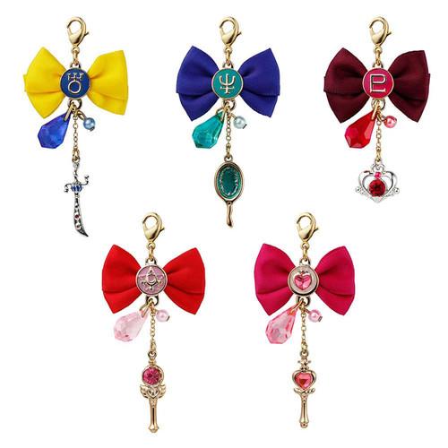 Shokugan Sailor Moon Ribbon Charm 2 Blind Box [10 Packs]