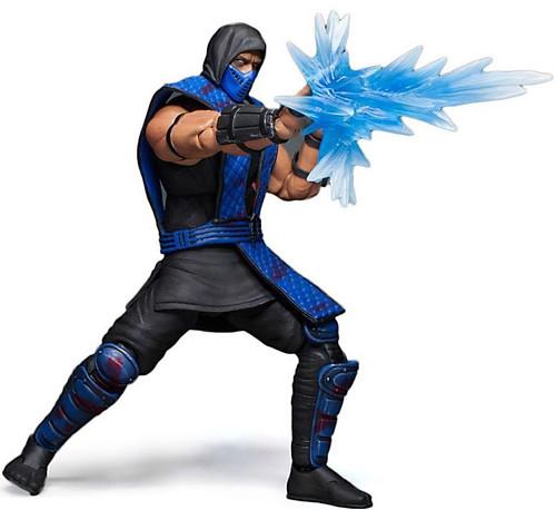 Mortal Kombat Sub Zero Action Figure [Special Edition]