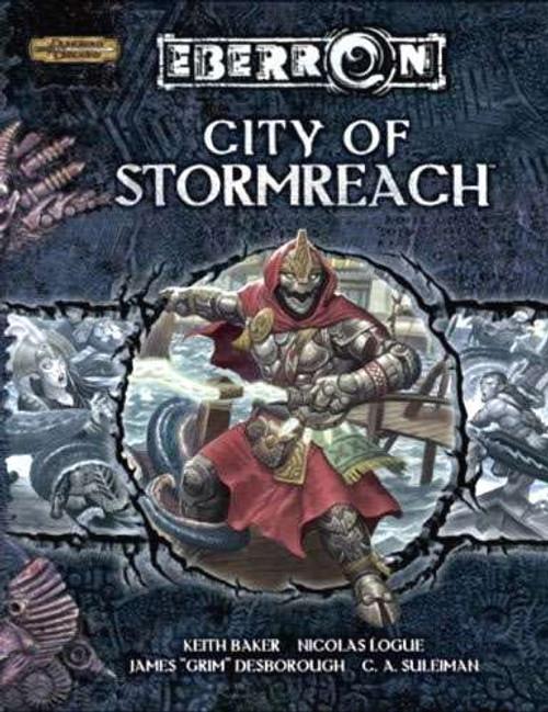 Dungeons & Dragons d20 Eberron City of Stormreach