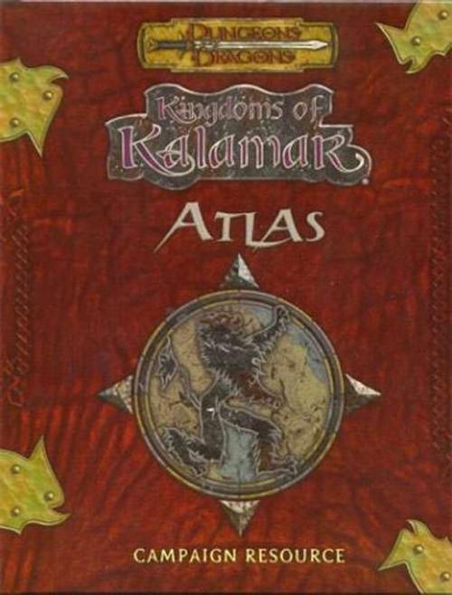 Dungeons & Dragons Kingdoms of Kalamar
