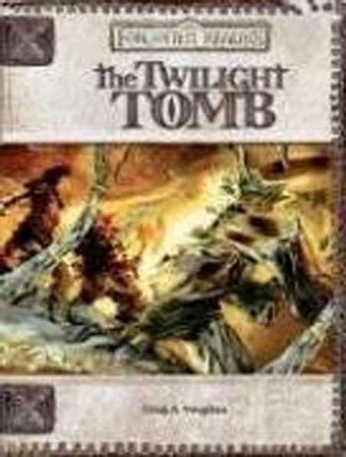 Dungeons & Dragons D&D 3rd Edition Forgotten Realms The Twilight Tomb A 3rd Level Adventure