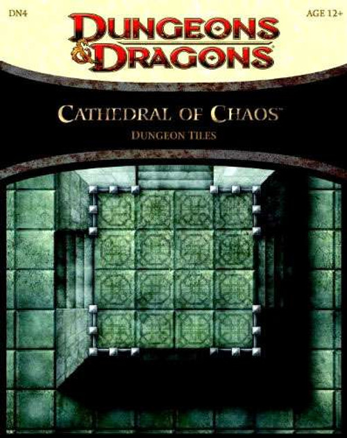 Dungeons & Dragons D&D 4th Edition Cathedral of Chaos Dungeon Tiles