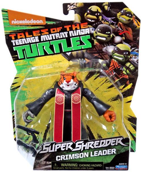 Teenage Mutant Ninja Turtles Tales of the TMNT Super Shredder Crimson Leader Action Figure